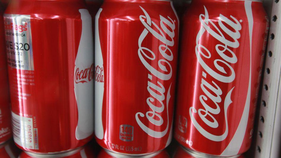 Weltmarke Coca-Cola: Bald offenbar auch in Aldi-Filialen zu haben