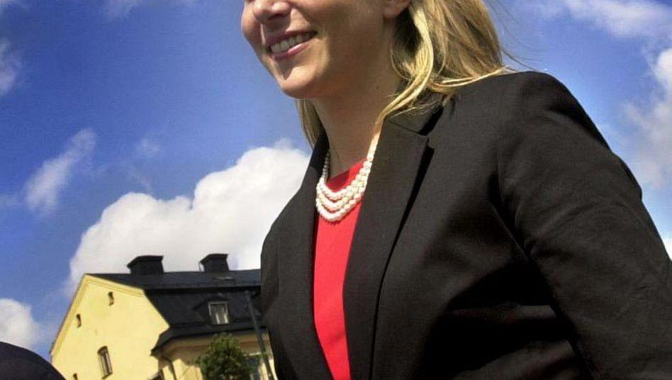Cristina Stenbeck: Die Chefin der schwedischen Wagniskapitalgesellschaft Kinnevik ist Aufsichtsratschefin bei Zalando. Kinnevik ist größter Aktionär bei dem Modehändler