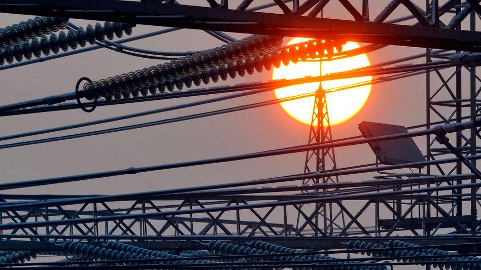 Auf die Sonne setzen: Der Preisverfall bei Solarmodulen macht die Solarenergie laut dem neuen RWE-Chef, Peter Terium, attraktiv