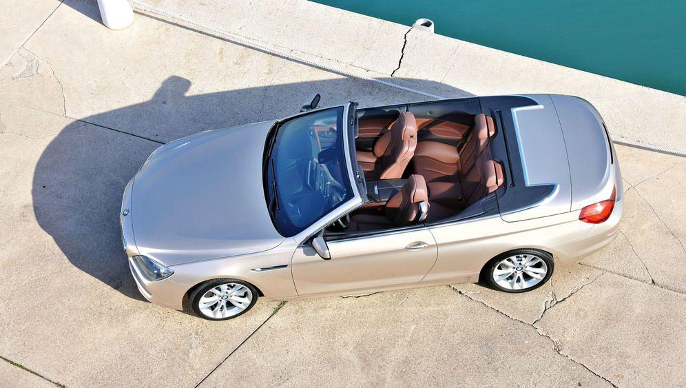 BMW 6er Cabrio: Neustart der Luxusreihe