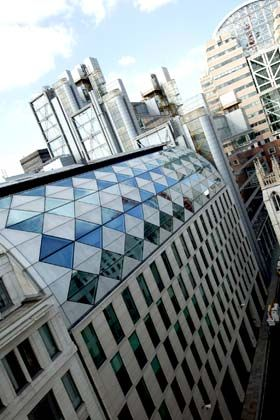 2,2 Milliarden Euro Unternehmenswert: Zentrale von Friends Provident in London