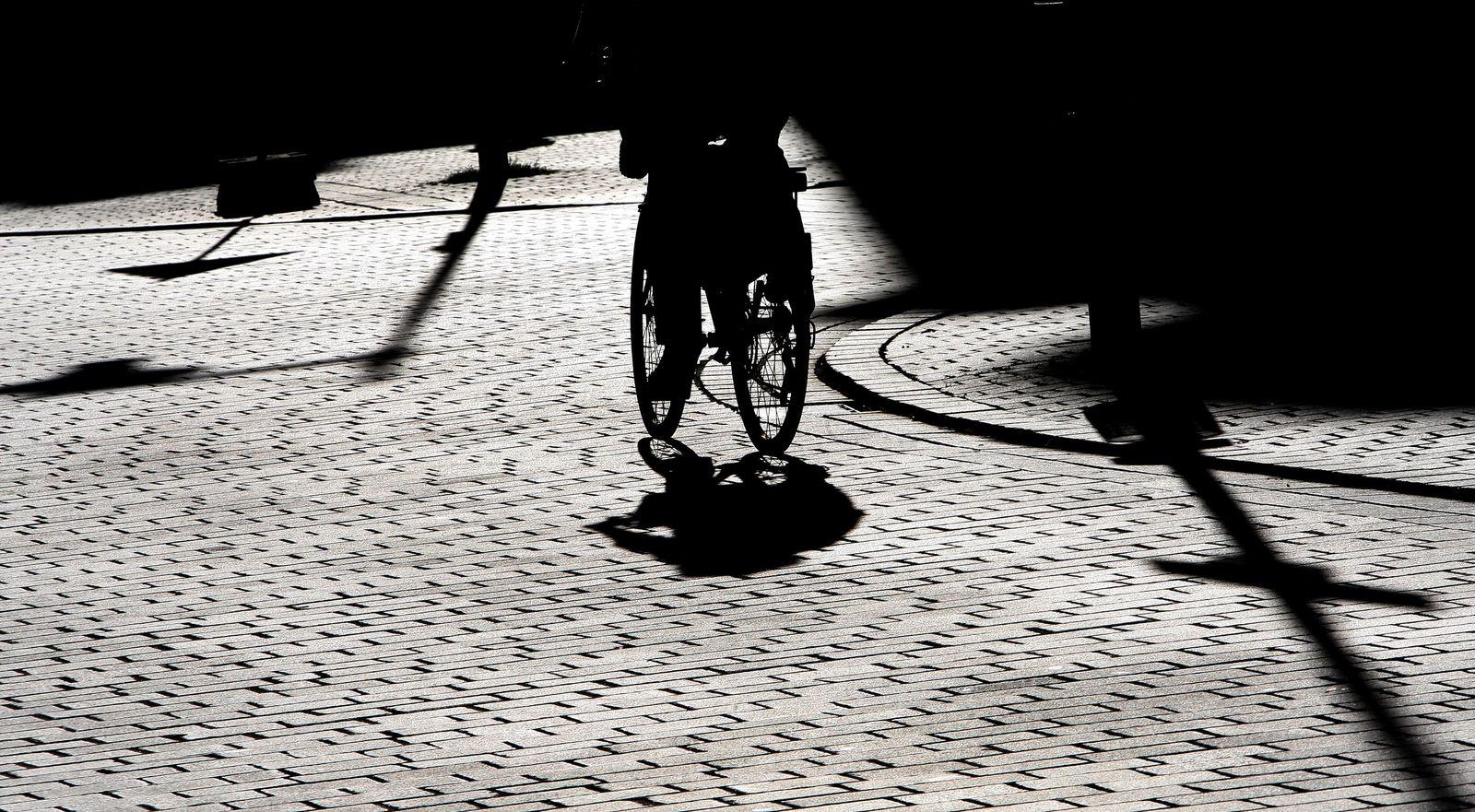 Symbolbild Fahrradfahrer