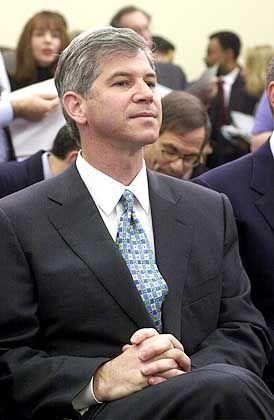 Er war Enrons Finanzvorstand: Andrew Fastow