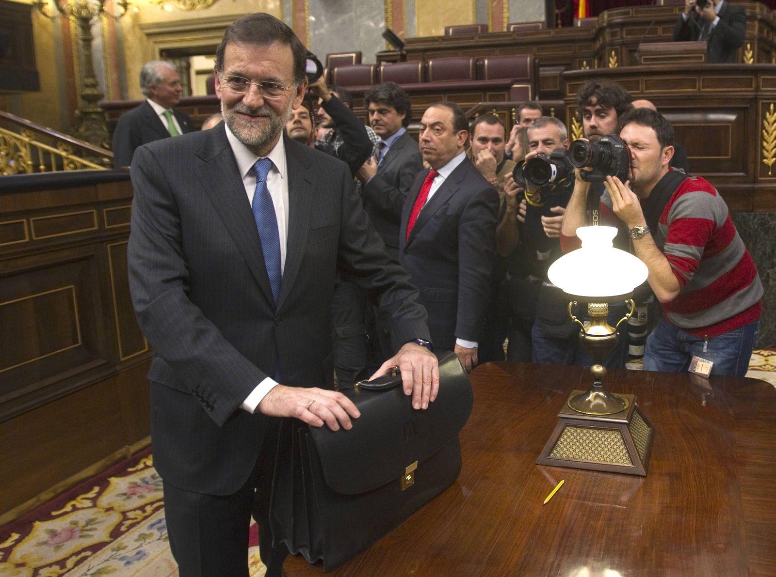 mariano Rajoy/ Spanien/ Ministerpräsident