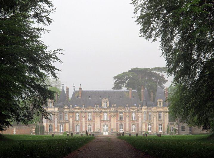 Herrschaftliche Pracht: Chateau Miromesnil in der Normandie