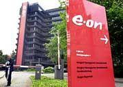 Eon-Zentrale in Düsseldorf: Fallen hier auch bald die Entscheidungen über Ruhrgas?