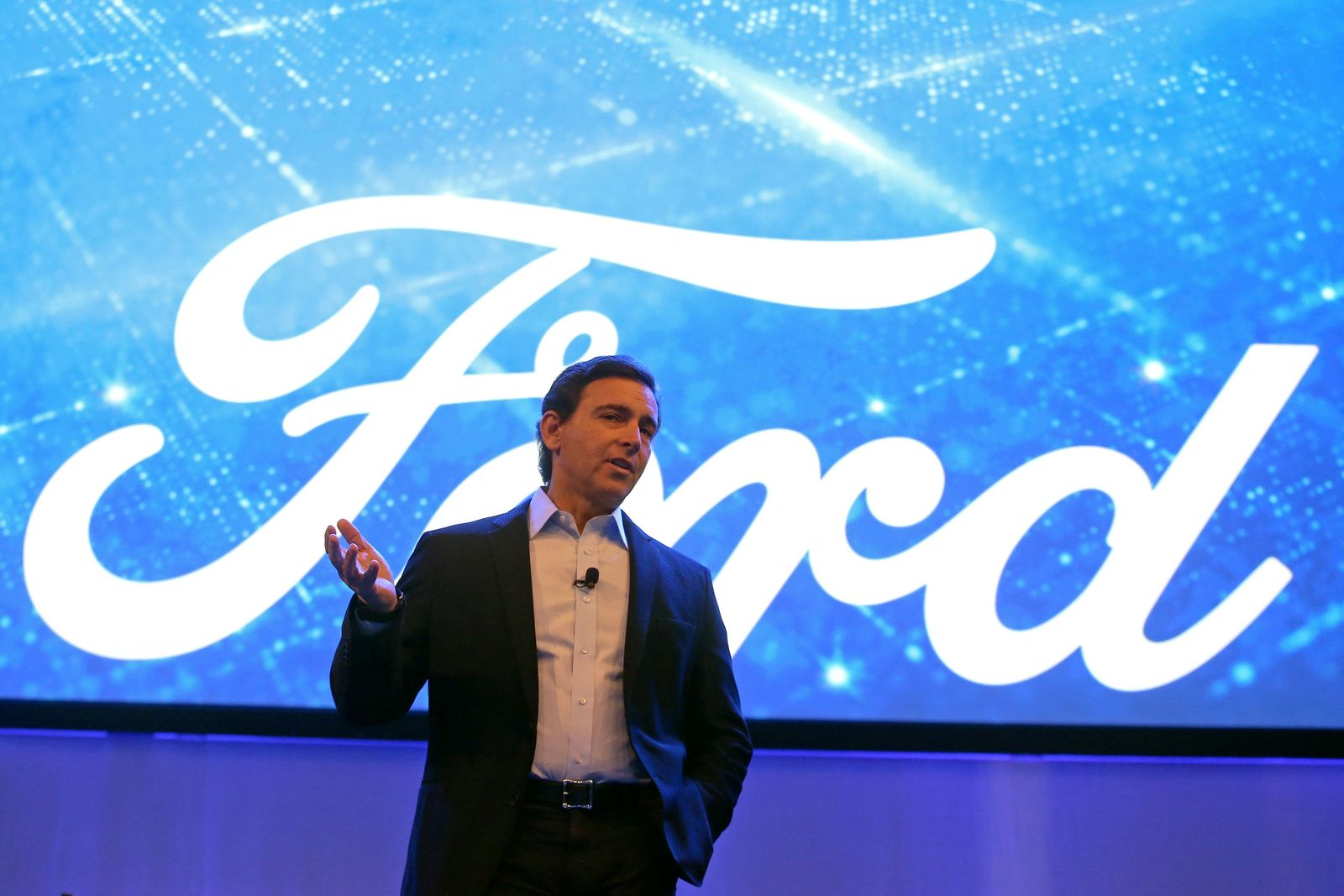 Ford / Mark Fields