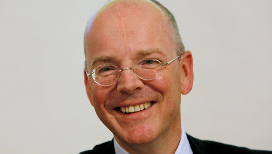 """Commerzbank-Chef Blessing: """"Wir werden uns nicht mit dem Erreichen der 2012er-Ziele zufrieden geben"""""""