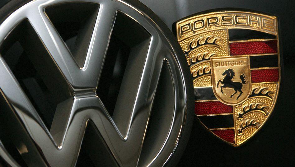 Endlich vereint: Nach zahlreichen Fehlschlägen haben Porsche und VW nun einen Weg gefunden, vollständig zu fusionieren