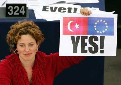 """EU-Beitritt, oder nicht? """"Hauptsache man spricht miteinander"""""""