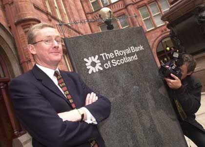 RBOS-Chef Fred Goodwin: Keine weiteren Übernahmen in Planung