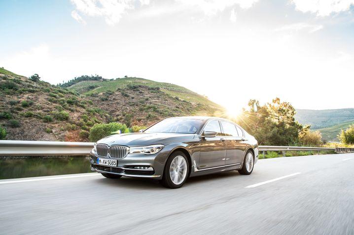 Out of Dingolfing: Auch die neue Generation des 7er wird in BMWs größtem Werk gebaut