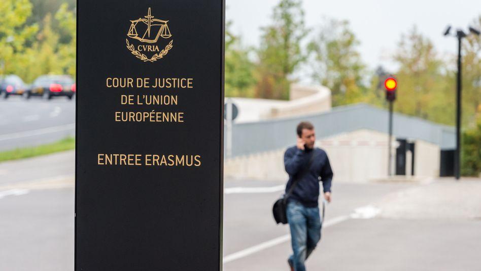 EuGH in Luxemburg: Richter bestätigen deutsches Recht