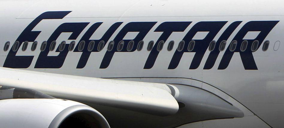 Maschine der ägyptischen Fluglinie Egyptair: Eines ihrer Flugzeuge ist nahe der griechischen Insel Karpathos abgestürtz