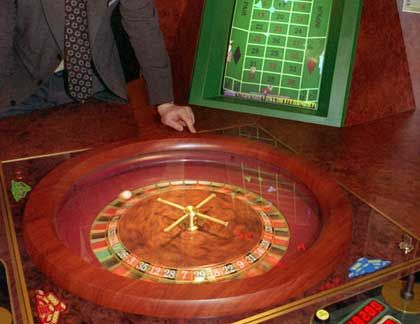 Roulette-Tisch: Wachovia geht hohes Risiko