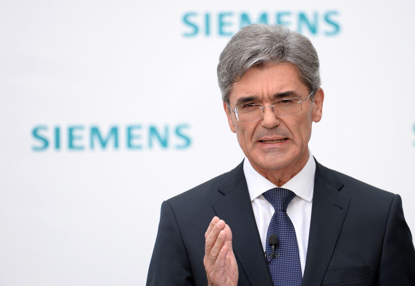 Siemens Zentrale