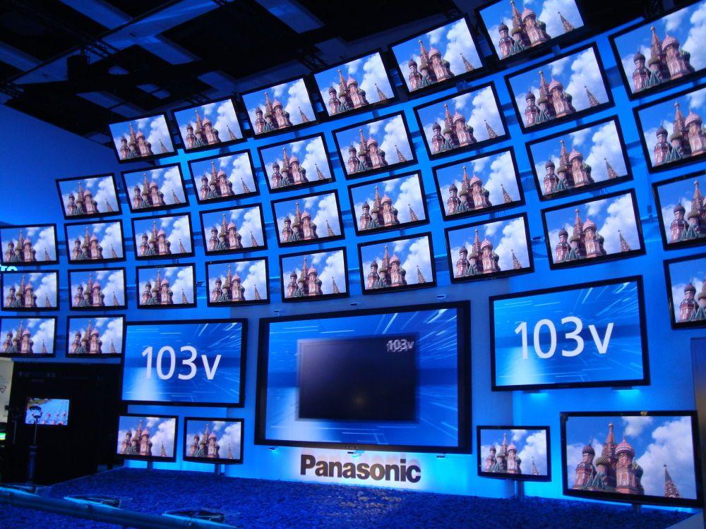IFA 2010 Gadgets / Panasonic