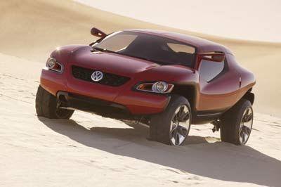 ... und schickt das übliche Biedermann-Design in die Wüste