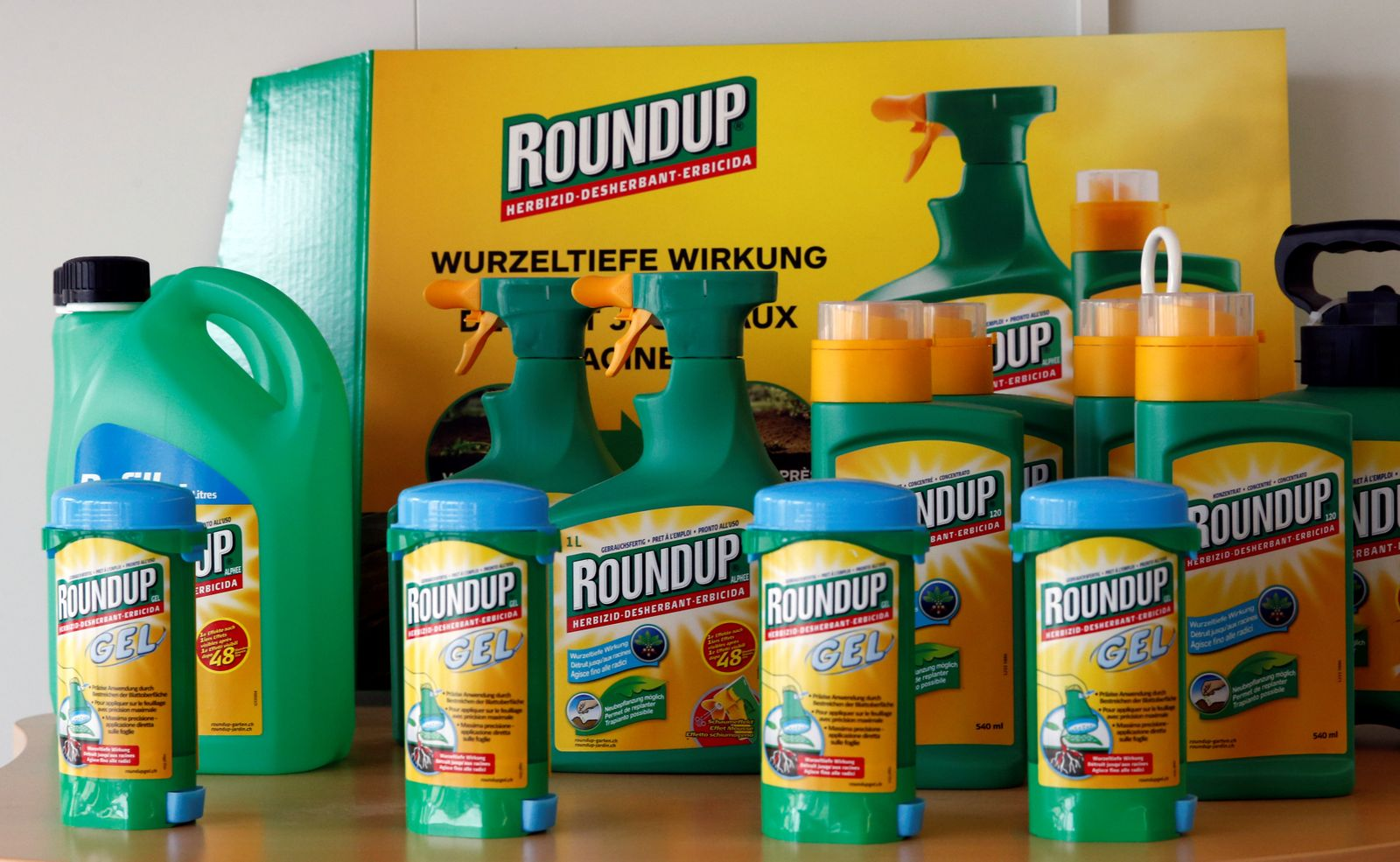 Monsanto / Glyphosat