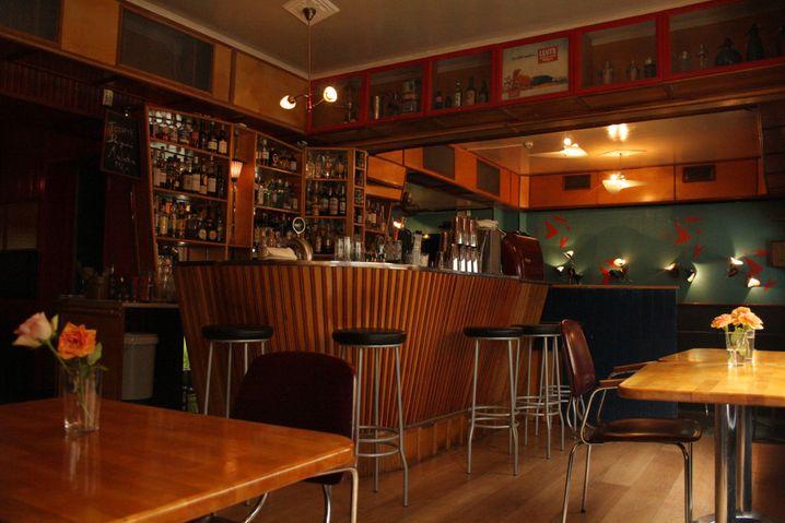 WUNDERBARDie Bar Boca wirkt wie aus den 60ern. Die Gäste: komplett im Hier und Jetzt.