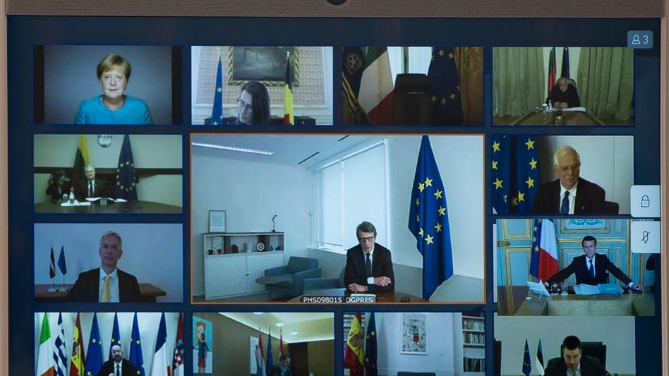 Digital überall: Die neue Zeit (Symbolbild)
