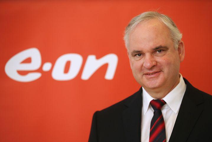 Eon-Chef Johannes Teyssen: Auch die etablierten Versorger mischen beim Akku-Geschäft mit