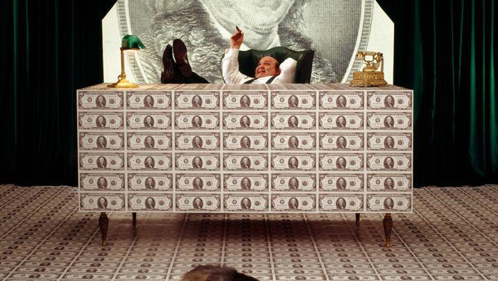 US-Wirtschaftsboom: Ein Cocktail ungesunder Zutaten