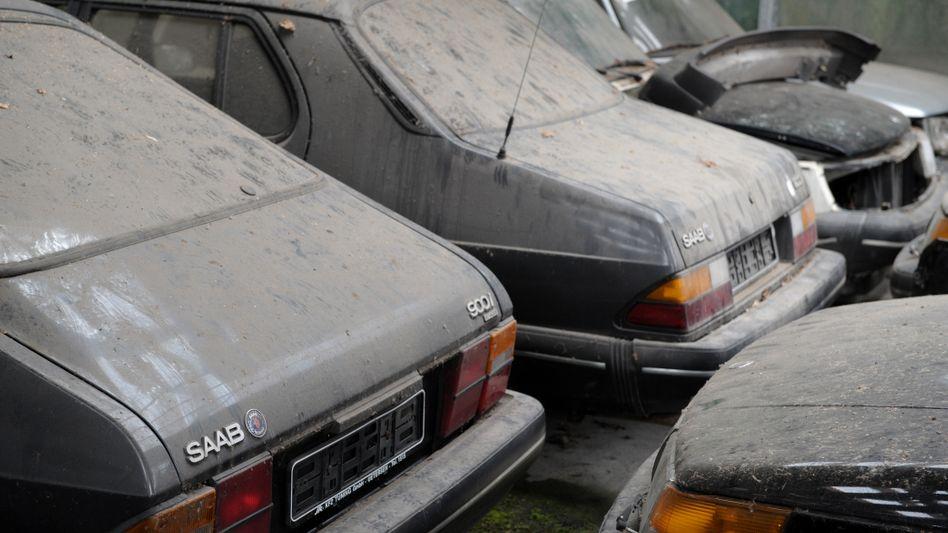 Vor dem Ende: Saab hat Insolvenzantrag gestellt