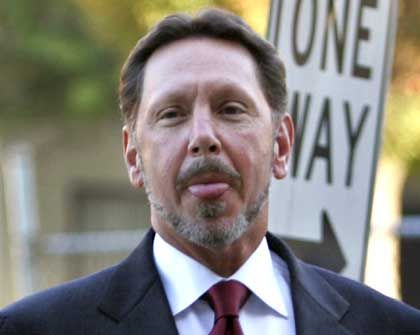 Oracle-Chef Larry Ellison: Wer zuletzt lacht, lacht am besten