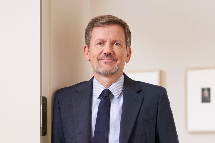 Macht mobil: Michael Zimmer, Aufsichtsratschef der LEG Immobilien.