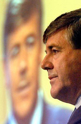 Ehrgeizige Ziele für 2005: Deutsche-Chef Ackermann