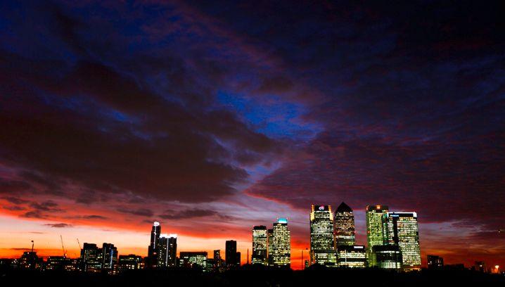 Canary Wharf: Im Londoner Bankenviertel formiert sich Widerstand gegen Regulierung