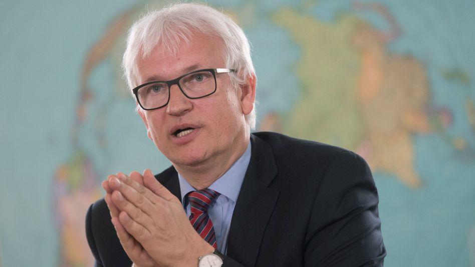 Jürgen Resch, Bundesgeschäftsführer der Deutschen Umwelthilfe