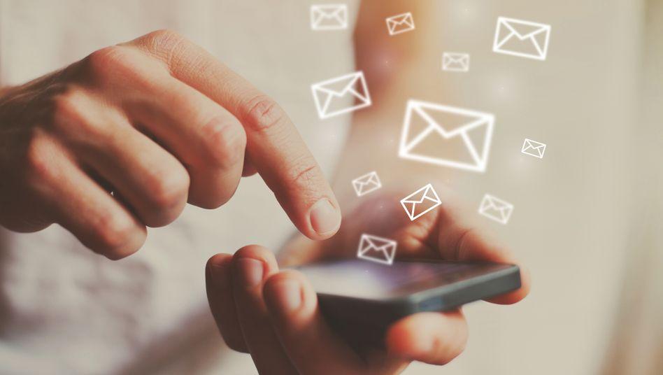 Allein im Februar 2021 wurden über Outlook mehr als 40 Milliarden mehr E-Mails verschickt als im Februar des Vorjahres.