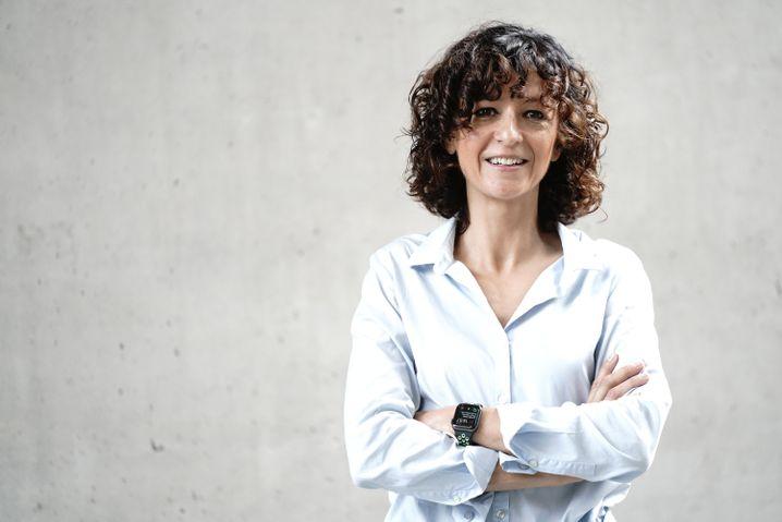 Berufung in die Ruhmeshalle: Emmanuelle Charpentier.