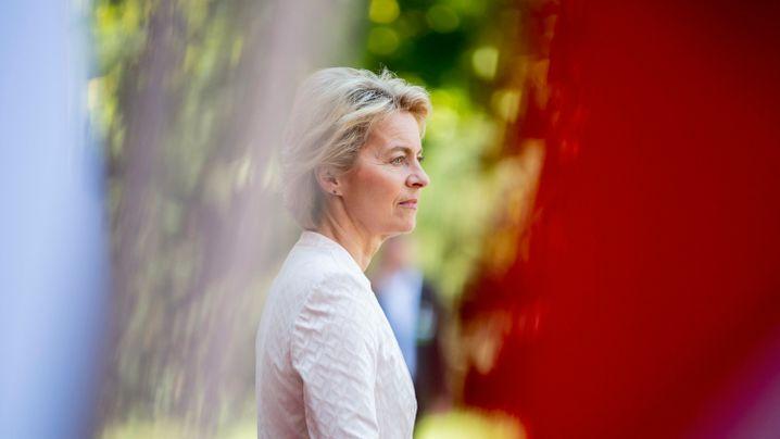 Von Niedersachsen an die EU-Spitze: Ursula von der Leyens bemerkenswerte Karriere