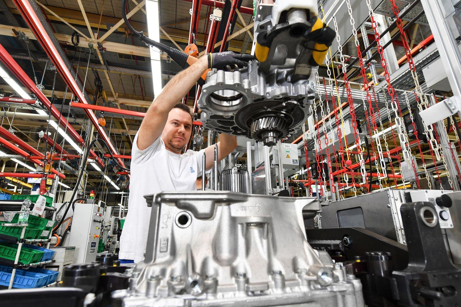 Deutschland Konjunktur / Wirtschaft / Industrie