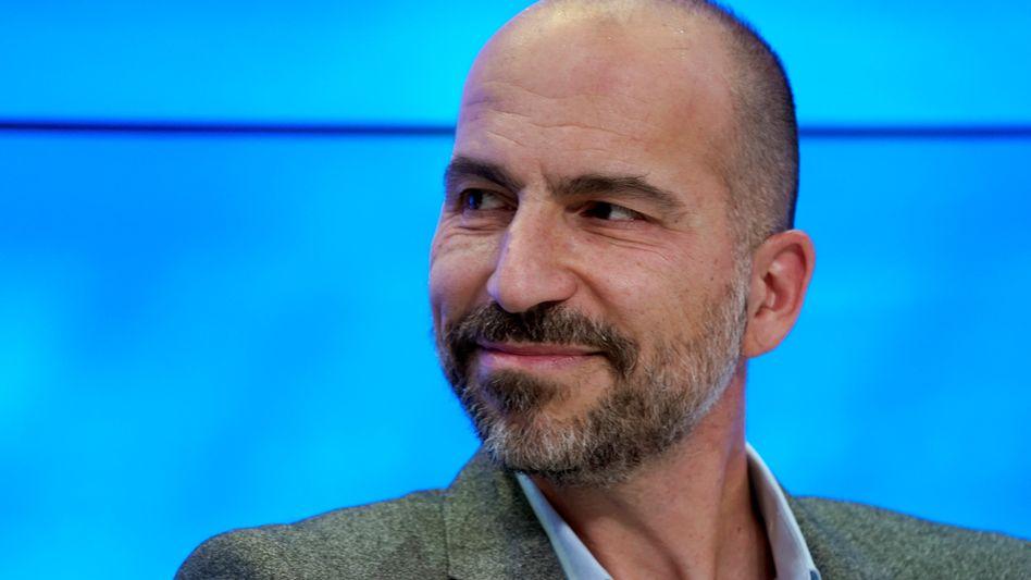 Reagiert auch auf Twitter mit deutlichen Worten gegen Vorwürfe: Dara Khosrowashahi, CEO des Fahrdienstvermittlers Uber