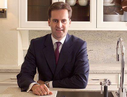 Made in Germany fürs Ausland: Siematic-Chef Ulrich W. Siekmann exportiert mehr als 70 Prozent seiner Küchen