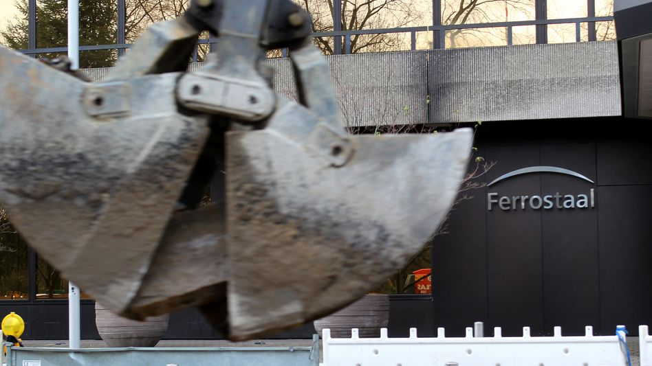Ferrostaal-Zentrale in Essen: Konzern akzeptiert Millionen-Bußgeld