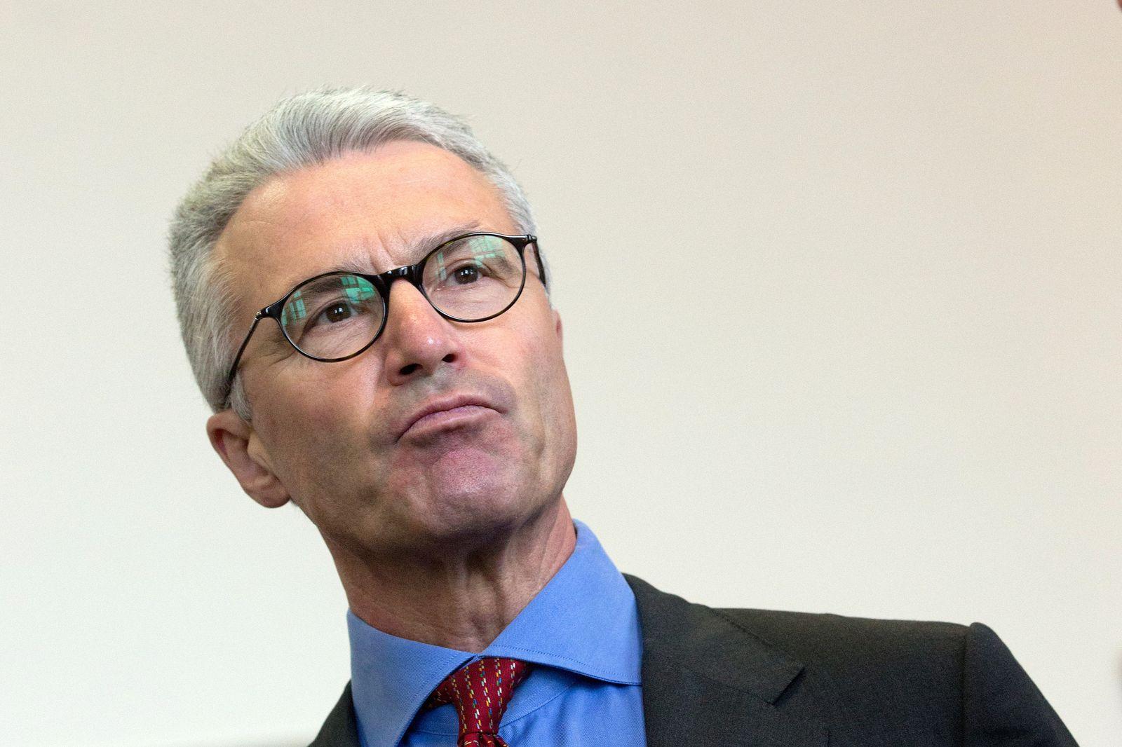 Prozess gegen Ex-Chef der Fondsgesellschaft Wölbern