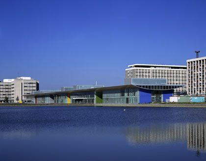 Börse nicht ganz zufrieden: Philips-Zentrale bei Eindhoven