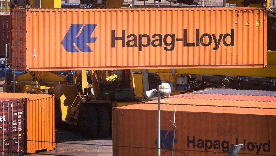 Hapag Lloyd: Die Reederei leidet seit Jahren unter Überkapazitäten