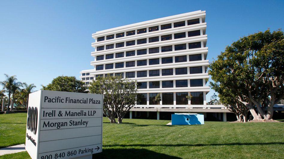 Pimco-Zentrale in Kalifornien: Raus aus US-Anleihen