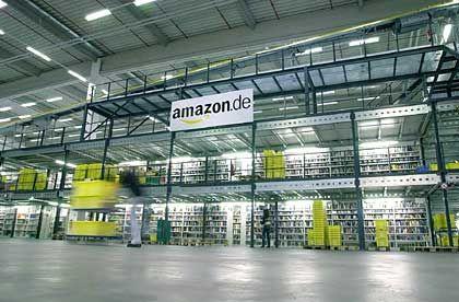 Standorterweiterung: Amazon könnte sein Logistikzentrum ausbauen