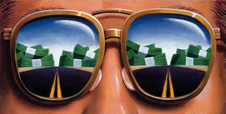 """Gier nach Umsatz: Kritiker unterstellen Lebensversicherungsunternehmen genau diese Eigenschaft, weil sie zuletzt vor allem von dem umstrittenen Geschäft mit hohen Einmalbeiträgen lebten. Mit der Regulierung dieser Policen vor allem für wohlhabende Kunden würde die Finanzaufsicht jetzt ein """"ausgebrochenes Raubtier"""" bändigen und Gefahr von Altkunden abwenden, sagen sie."""