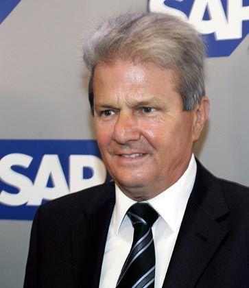 """""""Ich weiß nicht, was das soll"""":SAP-Mitgründer Hopp"""