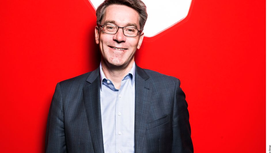 """Alexander Birken, Vorstandsvorsitzender der Otto Group: """"Gravierender Nachteil"""""""