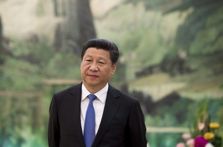 Chinas Staatspräsident Xi Jinping in Peking: Wie geht es weiter in dem aufstrebenden Land?