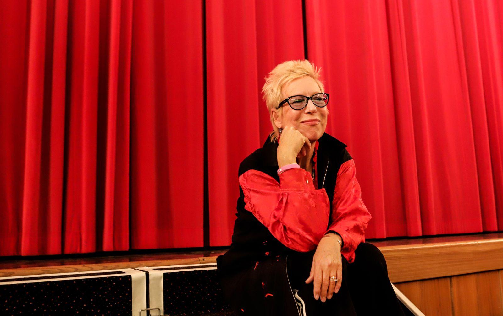 Premiere mit Regisseurin Doris Dörrie
